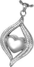 teardrop_ribbon_heart_necklace
